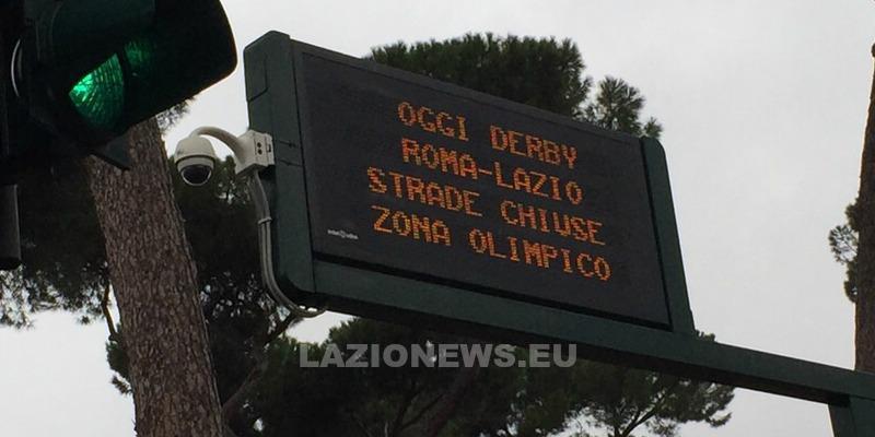 Blocco del traffico, posticipato il divieto pomeridiano: ascoltate le richieste della Lazio