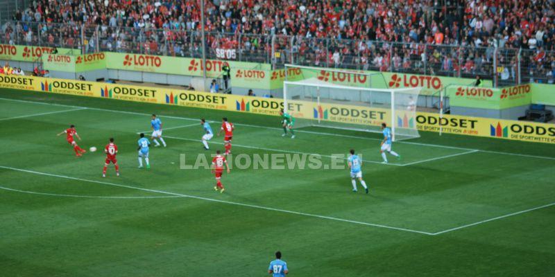 29072015 mainz-lazio secondo gol