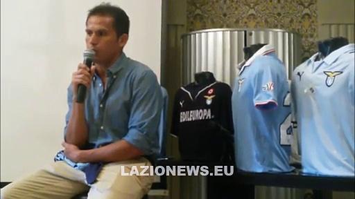 """Ledesma ai saluti: """"Sognavo di terminare la carriera alla Lazio, ma non potevo rimanere solo per l'affetto della gente""""  (FOTO & VIDEO)"""