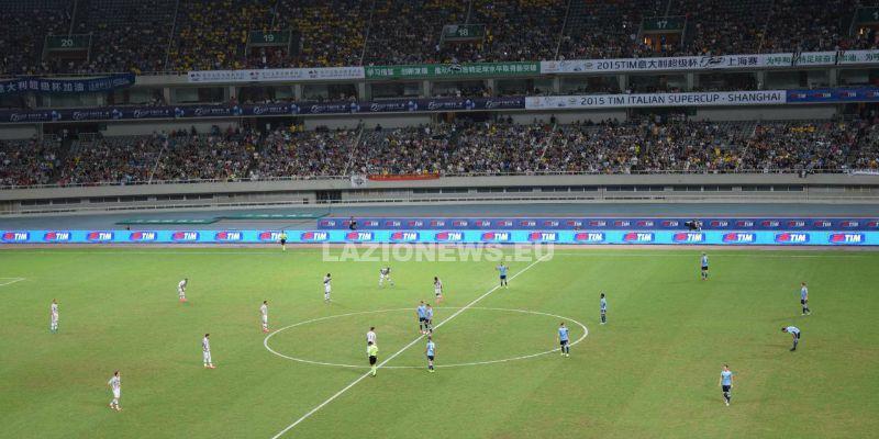 08082015 Calcio inizio Shanghai 00