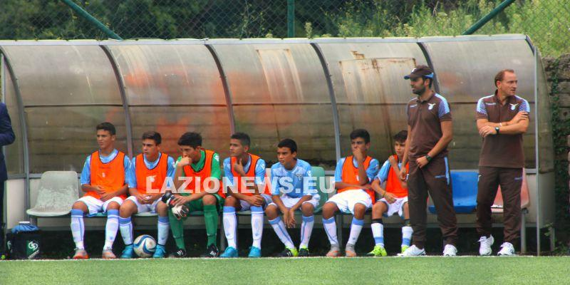 13092015 lazio lanciano under 15 PANCHINA