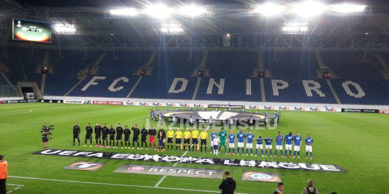 Dnipro-Lazio 1-1: Che beffa! Seleznyov pareggia a tempo ...