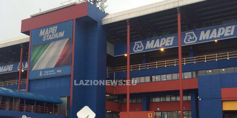 Sassuolo-Lazio, sospesa la vendita dei biglietti