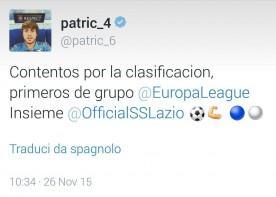 tweet patric
