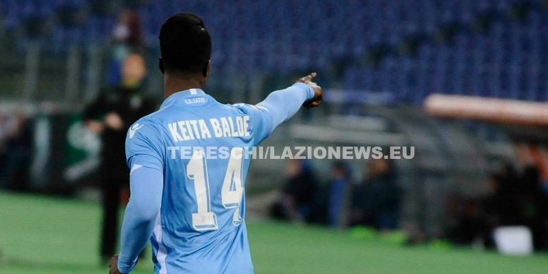 Keita gol Lazio Hellas Verona 110216