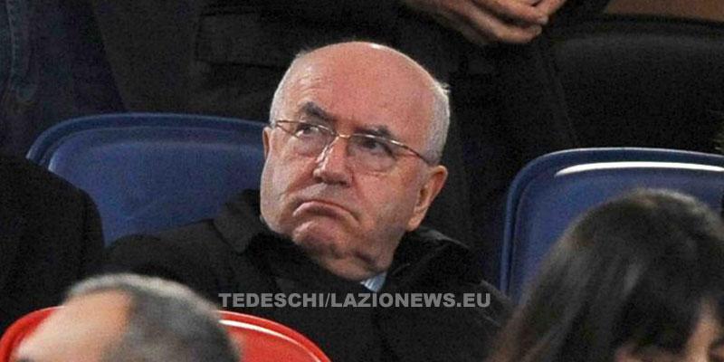 Tavecchio: 'Lazio? Censurabile eludere una sanzione. La Figc non può...'