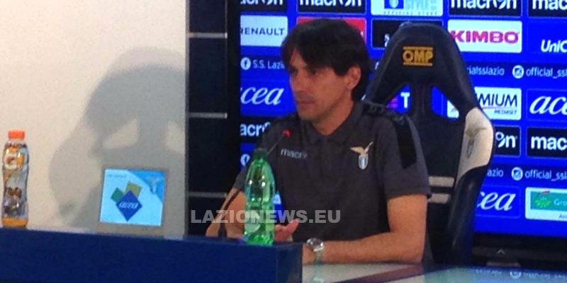 inzaghi conferenza
