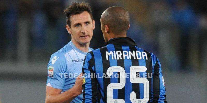 Inter, l'esito degli esami a Miranda: in campo contro la Lazio?