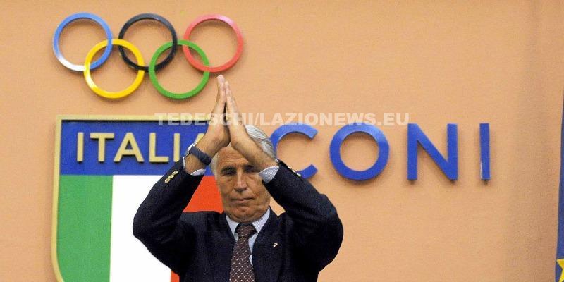 Malagò sulle Olimpiadi e lo Stadio della Lazio: