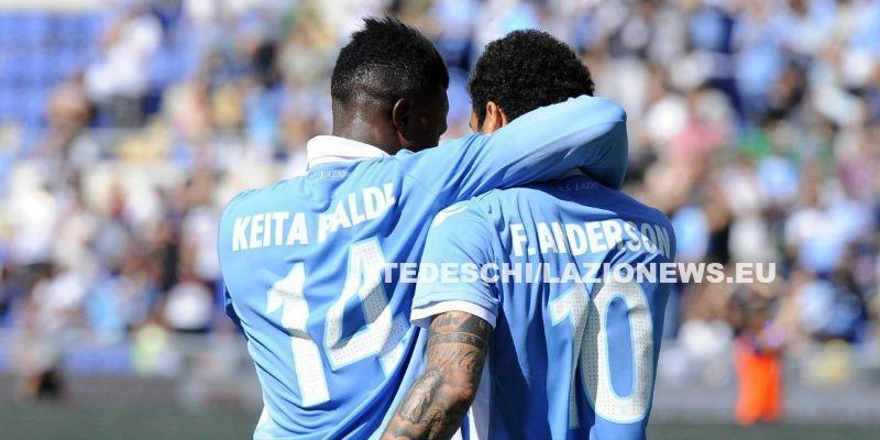 Lazio, Felipe Anderson saluta tutti e lascia Formello