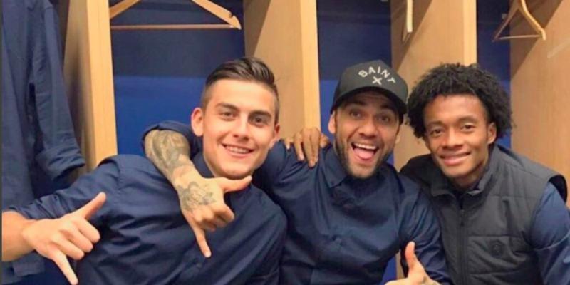 Serie A, Dani Alves:
