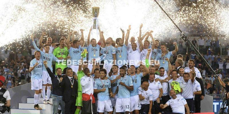 Lega Serie B, post celebrativo per l'anniversario della SS Lazio