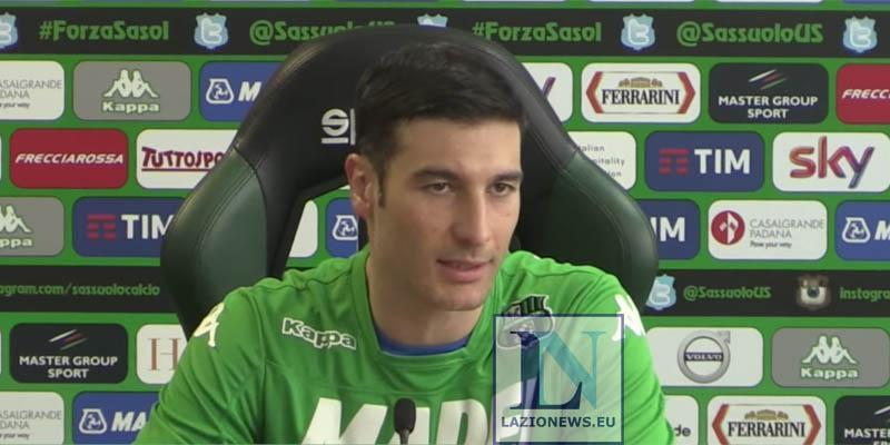 SASSUOLO LAZIO Milinkovic: