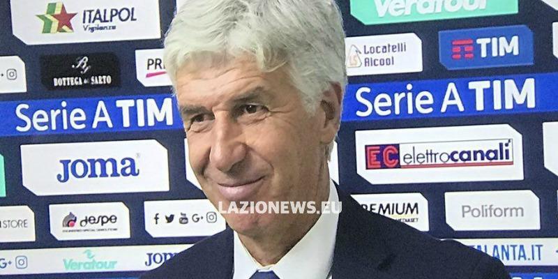 Atalanta, Gasperini avverte la Lazio: ''Siamo in forma e con grandi stimoli''