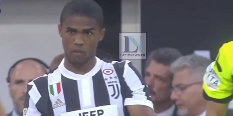 VIDEO, Douglas Costa shock: