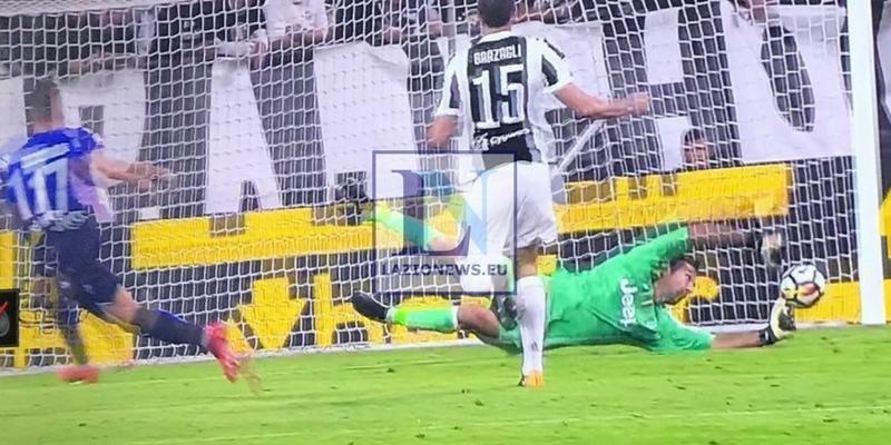 Buffon attacca Immobile: