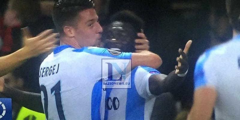 Sampdoria Lazio (1-2): highlights e gol della partita (Serie A 15^ giornata)