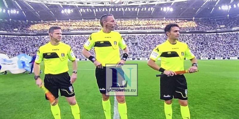 Lazio-Roma, dirige Mazzoleni: nel 2012/2013 terminò 1-1