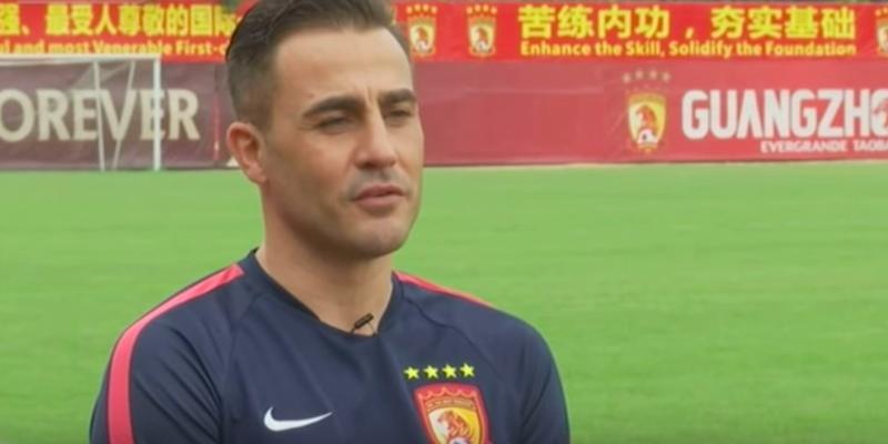 Ora è ufficiale: Paulo Sousa nuovo allenatore del Tianjin. E Cannavaro…