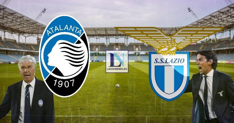 Atalanta-Lazio streaming e probabili formazioni