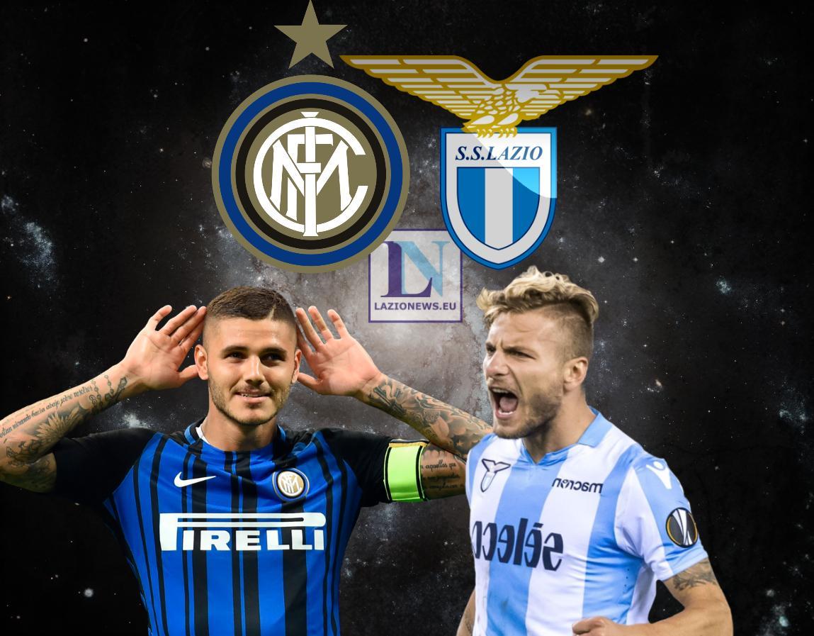 Inter-Lazio, bomber a confronto: Immobile mette nel mirino Icardi