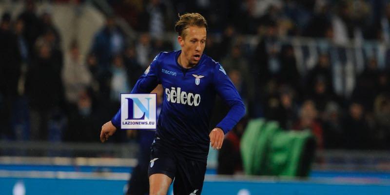 #LazioJuventus, Lucas Leiva: