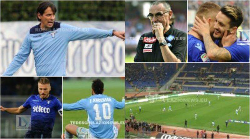Goleada da scudetto per il Napoli. Sarri: