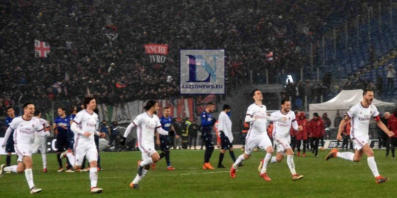 Le pagelle di Lazio-Milan meritano un unico voto