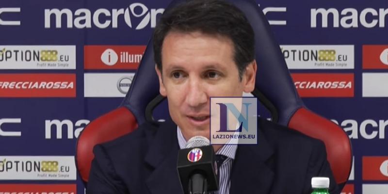 Lazio fermata dal Bologna, Champions più lontana