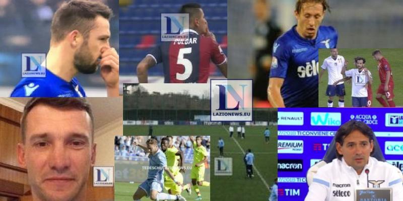 Lucas Leiva risponde a Verdi: 1-1 tra Lazio e Bologna