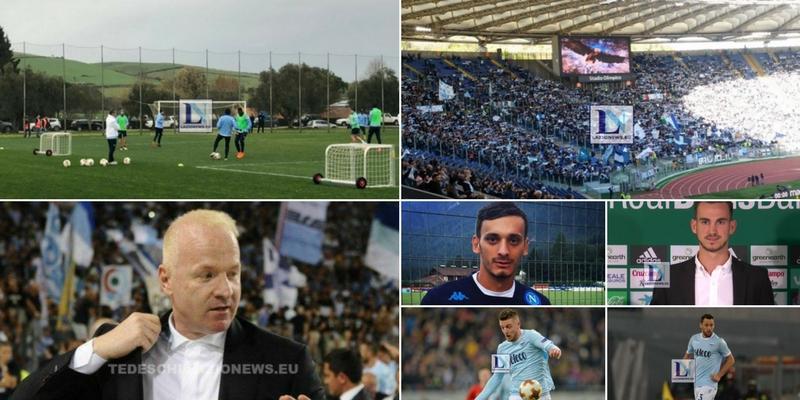 La Lazio vince in goleada con il Benevento