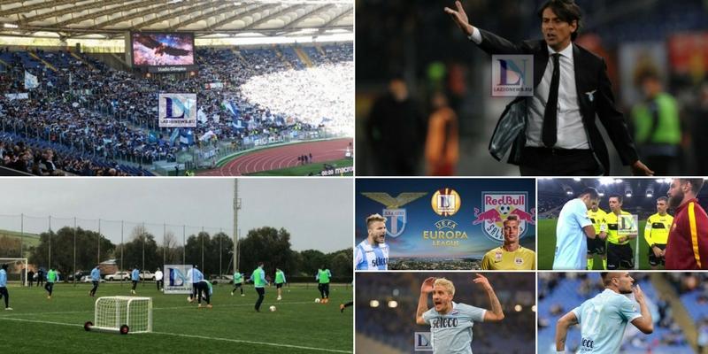 Lazio-Salisburgo: Inzaghi vuole chiudere i conti subito
