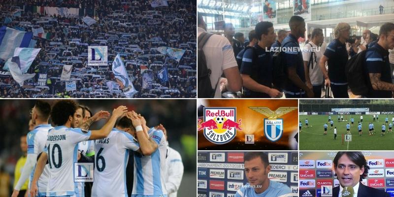 Salisburgo-Lazio 4-1, Inzaghi eliminato:
