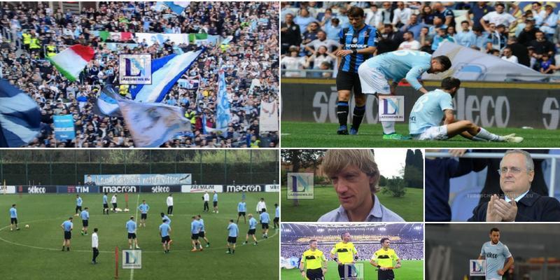 Luis Alberto salterà l'Inter, Immobile e Parolo ancora in dubbio