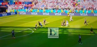Mondiale Argentina-Islanda