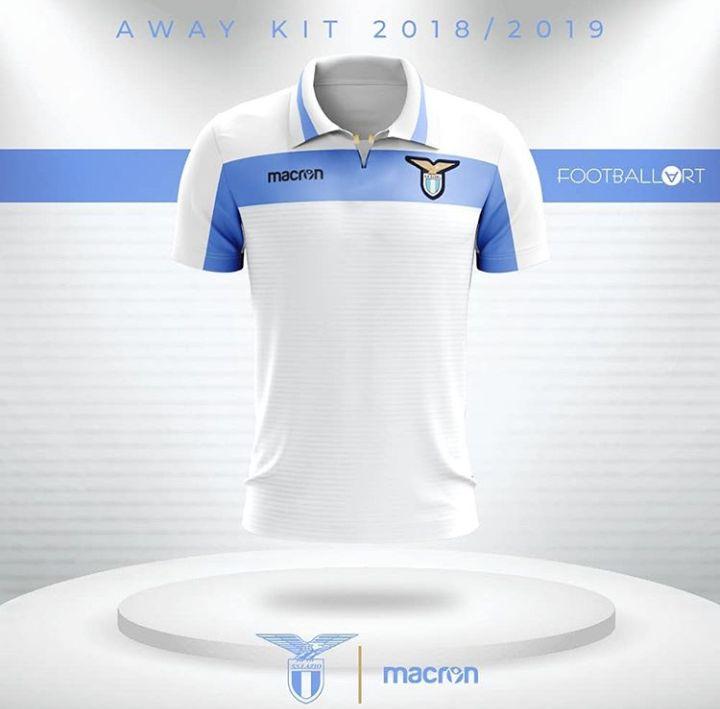 Seconda Maglia Lazio nuove