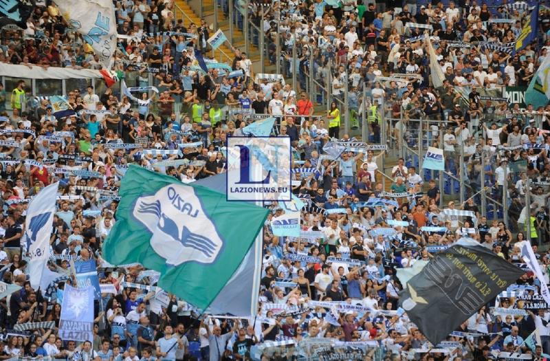 Coppa Italia, cori razzisti e antisemiti durante Lazio-Novara