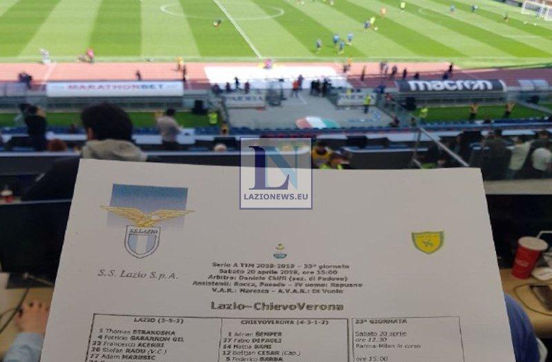 Serie A, Lazio-Chievo 1-2: gol e highlights