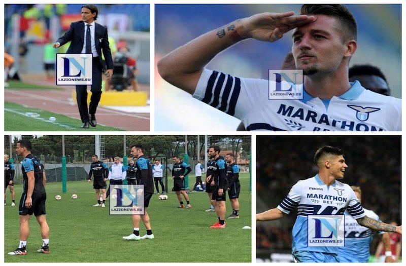 Lazio, in scena a Formello l'incontro tra Lotito e Inzaghi: gli aggiornamenti