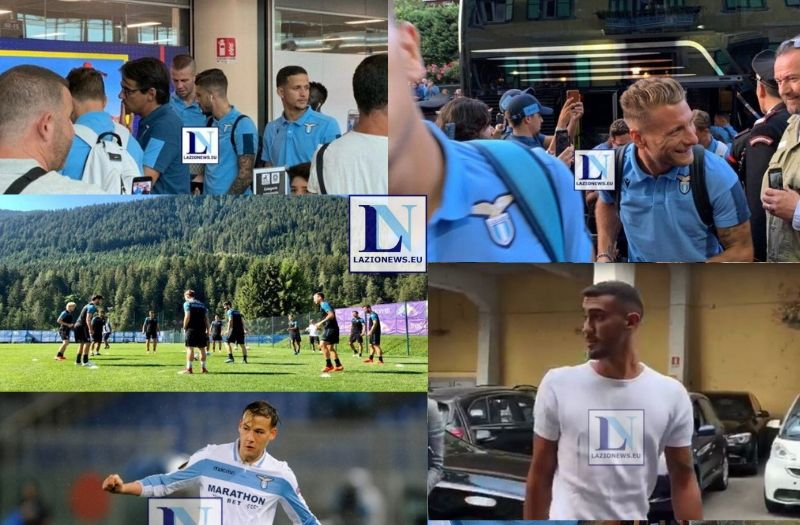 Lazio, Radu reintegrato in gruppo: