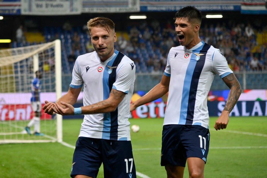 Cronaca, Sampdoria-Lazio 0-3: ottimo debutto per i biancocelesti, in gol Correa e Immobile - Lazionews.eu