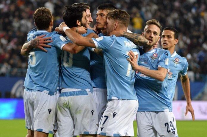 Lazionews-Lazio-Supercoppa-Esultanza