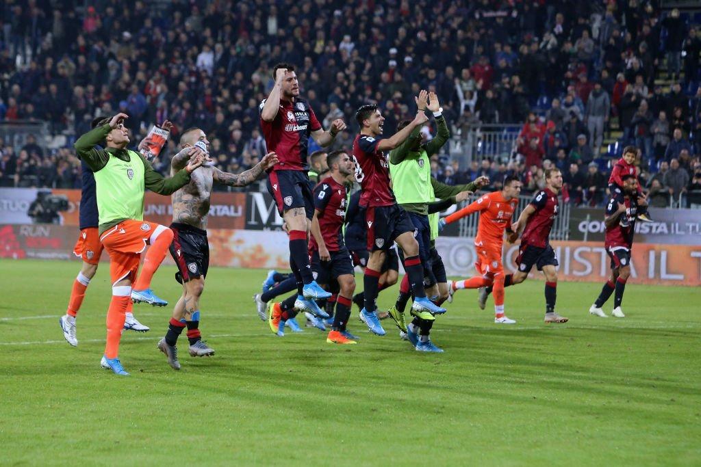 Cagliari Lazio