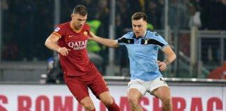 Lazionews-Lazio-Patric-Derby-Dzeko