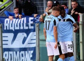 azionews-lazio-immobile-caicedo-gol-sampdoria-serie-a-curva-nord