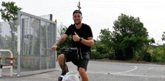 lazionews-lazio-milinkovic-bicicletta