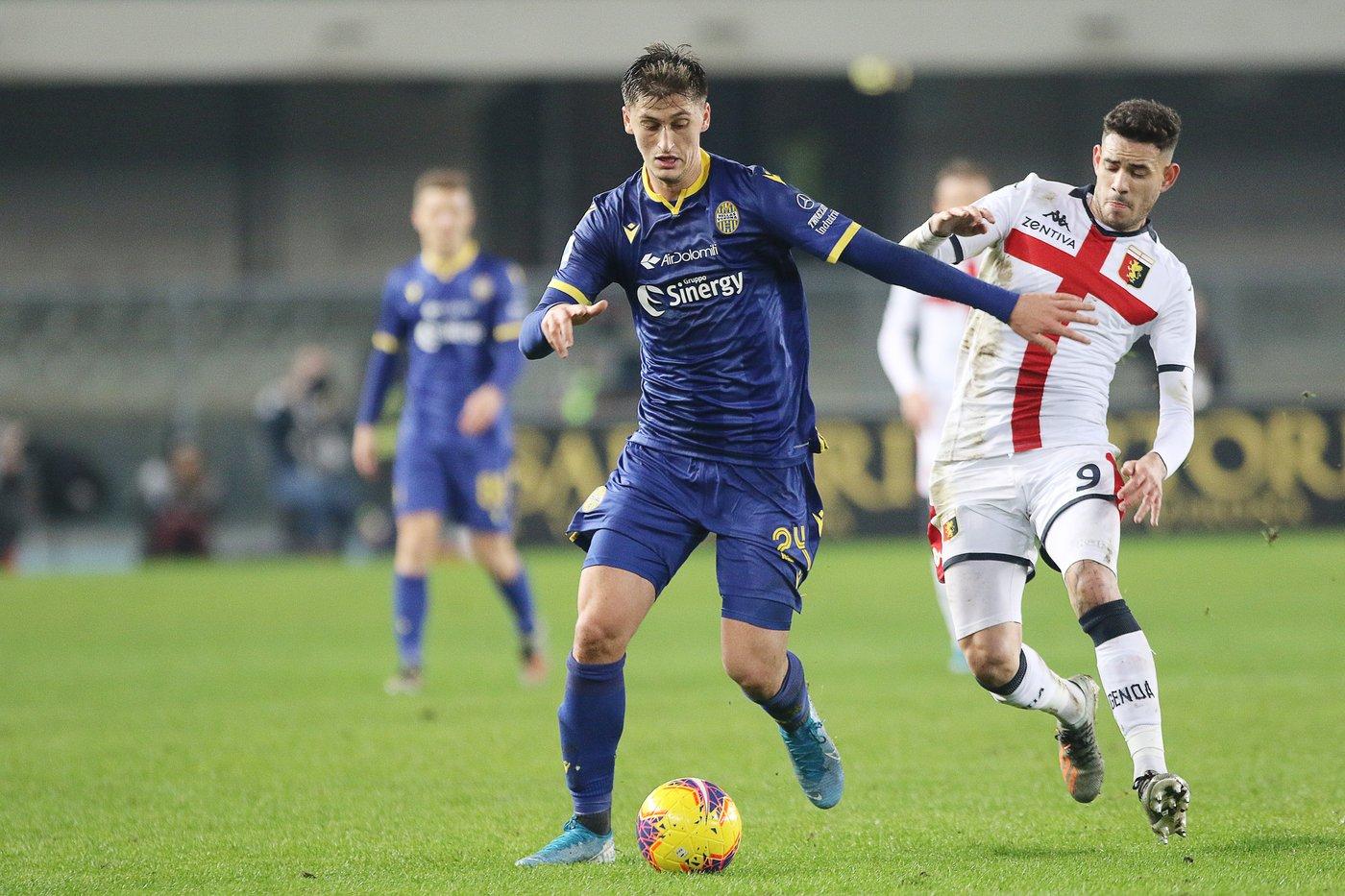 Notizie Lazio - Verona, Kumbulla KO: i dettagli dell'infortunio
