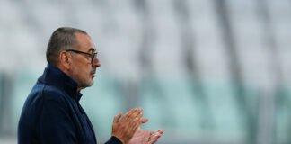 lazionews-lazio-juventus-sarri-maurizio-allenatore-applauso-panchina