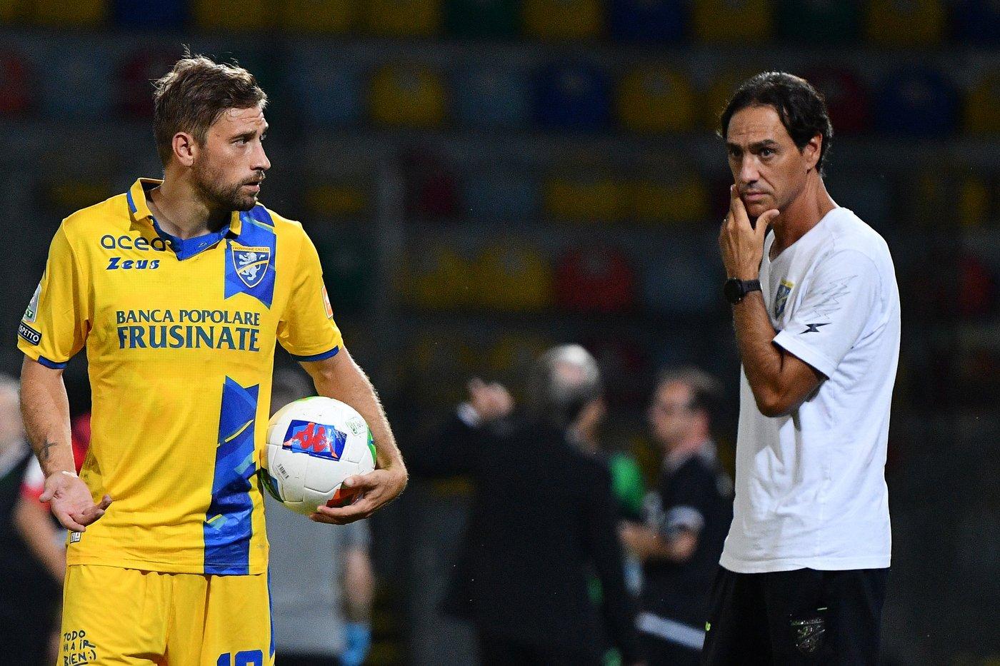 Playoff, primo tempo Spezia-Frosinone 0-0: i liguri intravedono la Serie A