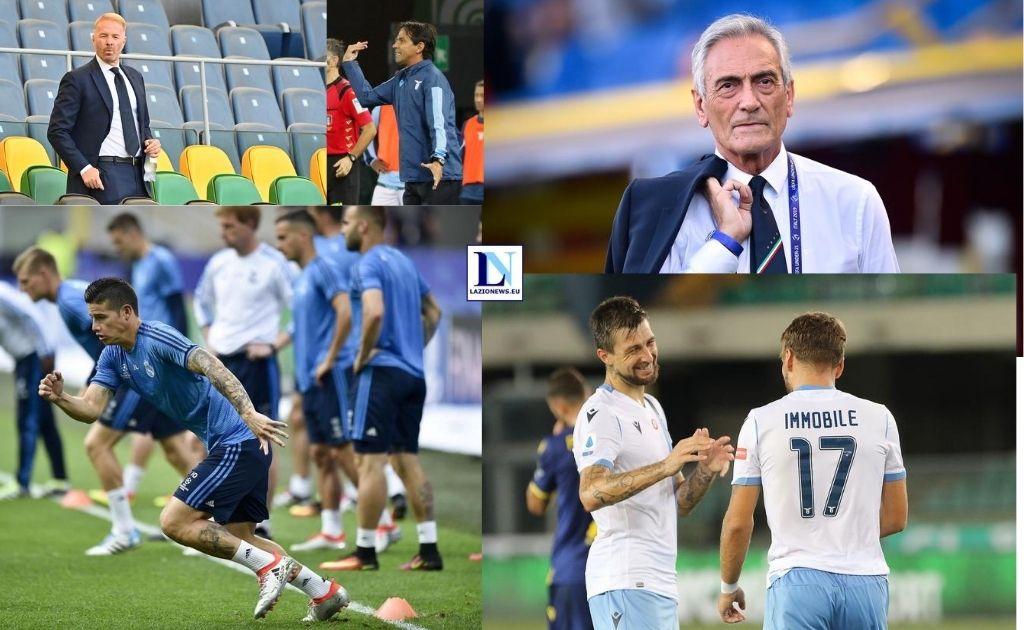 Lazionews-news della giornata